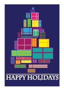 SA Christmas card