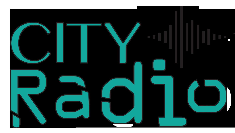 city radio logo designed by nc graphic arts portfolio